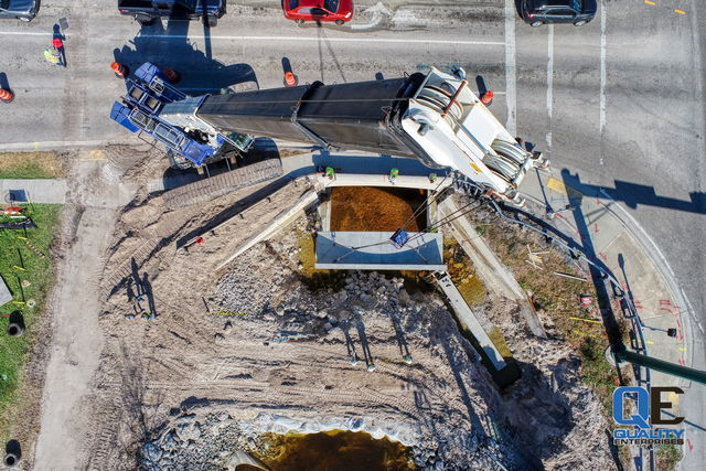 aerial surveying for general contractors
